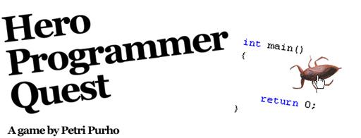 Hero Programmer Quest