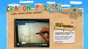 crayonphysics.com