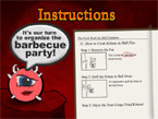 Screenshot of Cacodemon's Barbecue Party in Hell