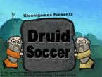 Screenshot of Druid Soccer