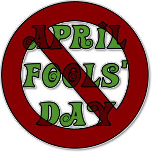 Kloonigames is April Fools' Day joke free!